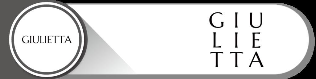 GIULIETTA公式オンラインショップ